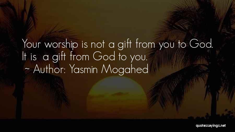Yasmin Mogahed Quotes 1376294