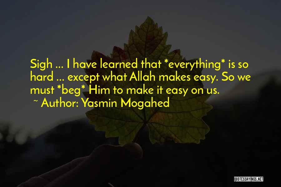 Yasmin Mogahed Quotes 1405899