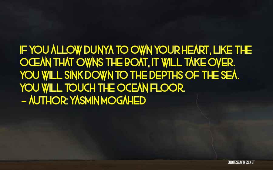 Yasmin Mogahed Quotes 1644611