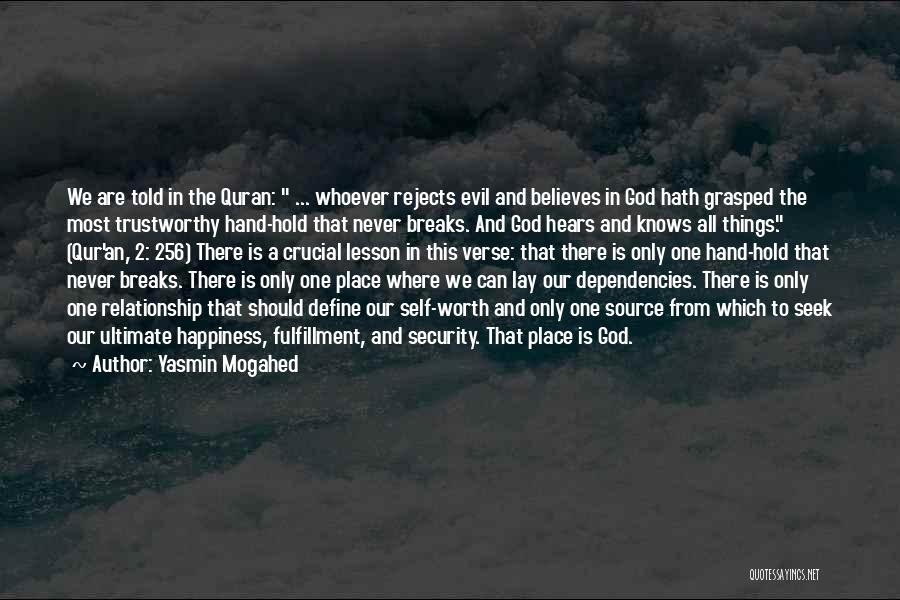 Yasmin Mogahed Quotes 2187004