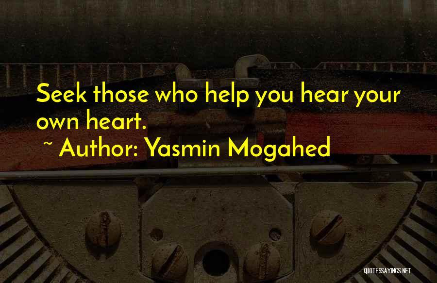 Yasmin Mogahed Quotes 294249