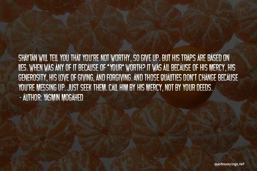 Yasmin Mogahed Quotes 749138