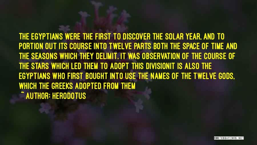 Year Twelve Quotes By Herodotus