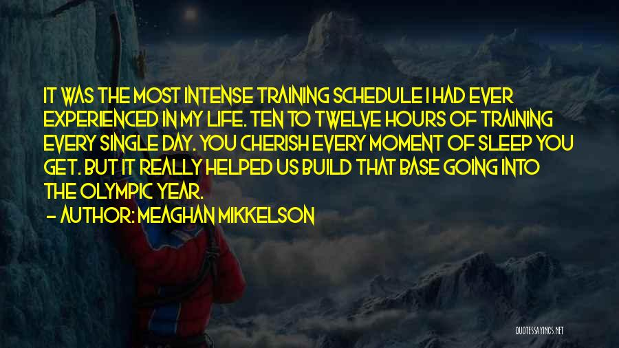 Year Twelve Quotes By Meaghan Mikkelson