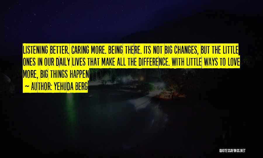 Yehuda Berg Quotes 105217