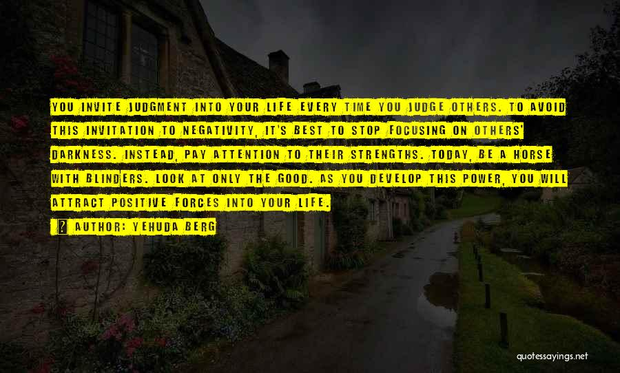 Yehuda Berg Quotes 1267889