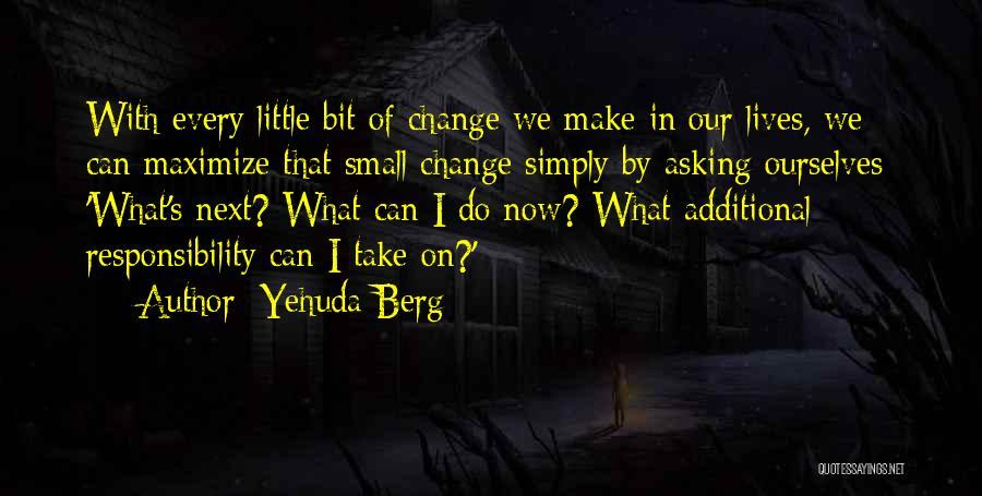 Yehuda Berg Quotes 1460821