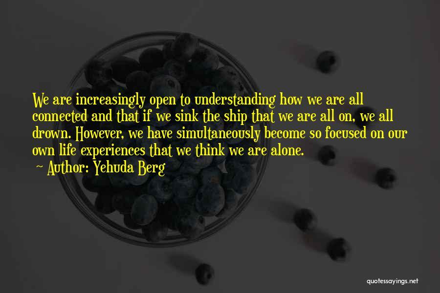Yehuda Berg Quotes 1542277