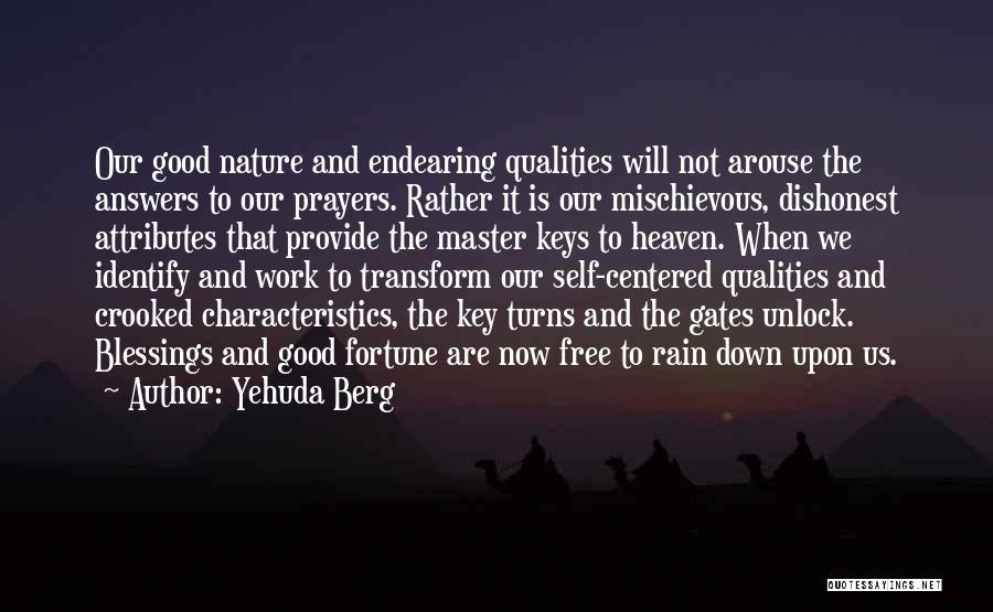 Yehuda Berg Quotes 1668868