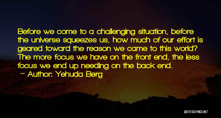 Yehuda Berg Quotes 1833015