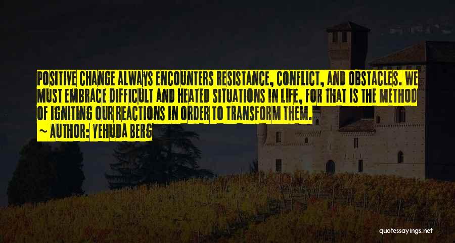 Yehuda Berg Quotes 228189