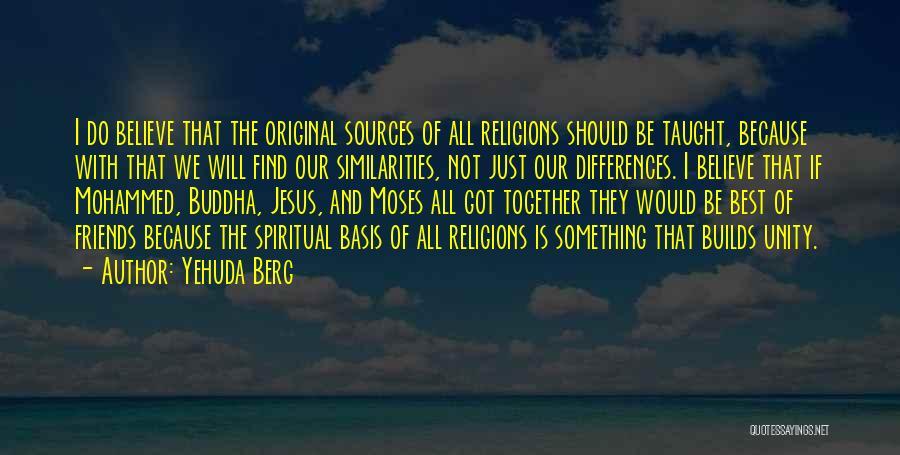 Yehuda Berg Quotes 500397