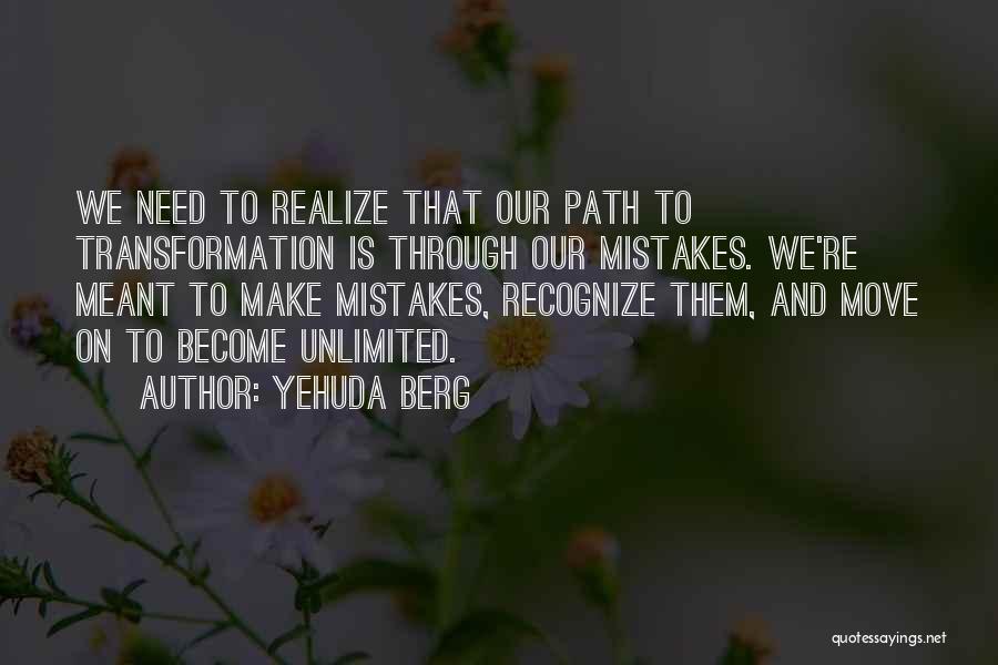 Yehuda Berg Quotes 909132