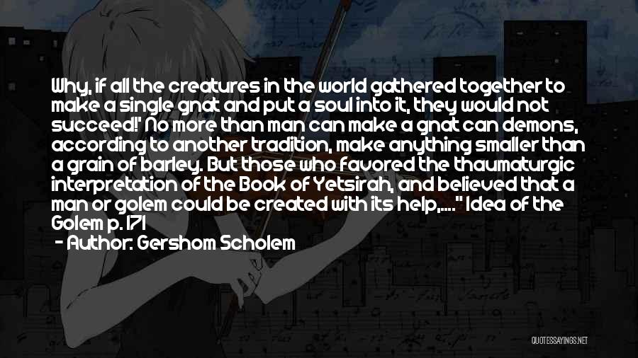 Yes I Am Single Quotes By Gershom Scholem