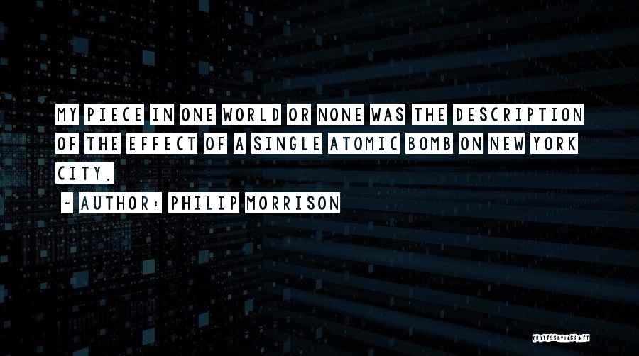 Yes I Am Single Quotes By Philip Morrison