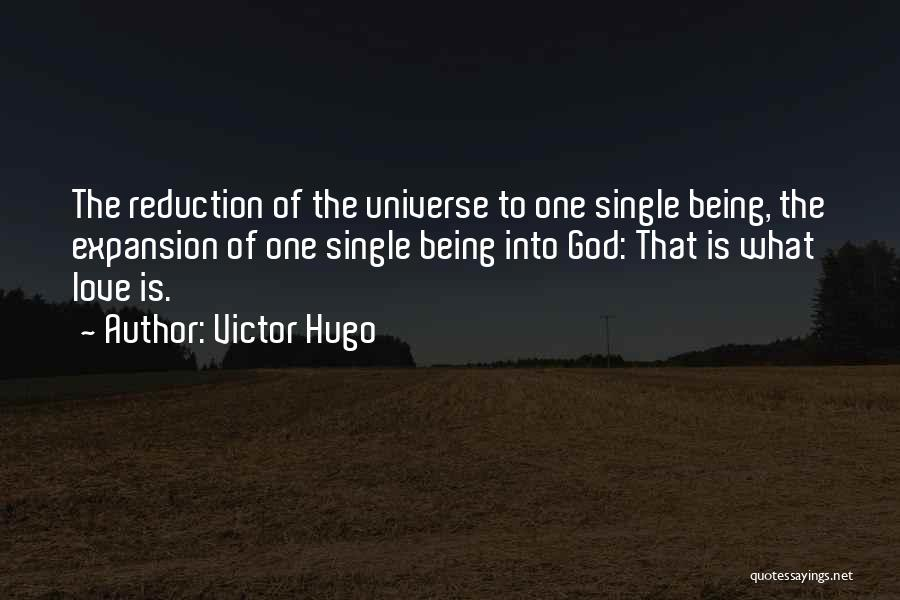 Yes I Am Single Quotes By Victor Hugo