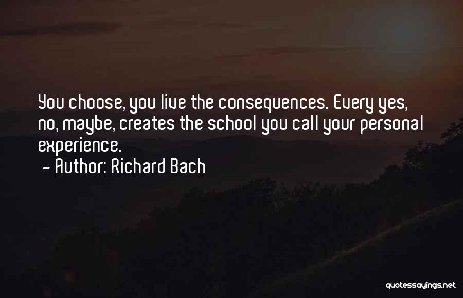 Yes No Maybe Quotes By Richard Bach