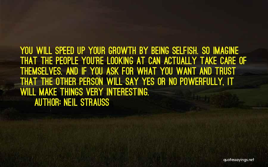 Yes Or No Quotes By Neil Strauss