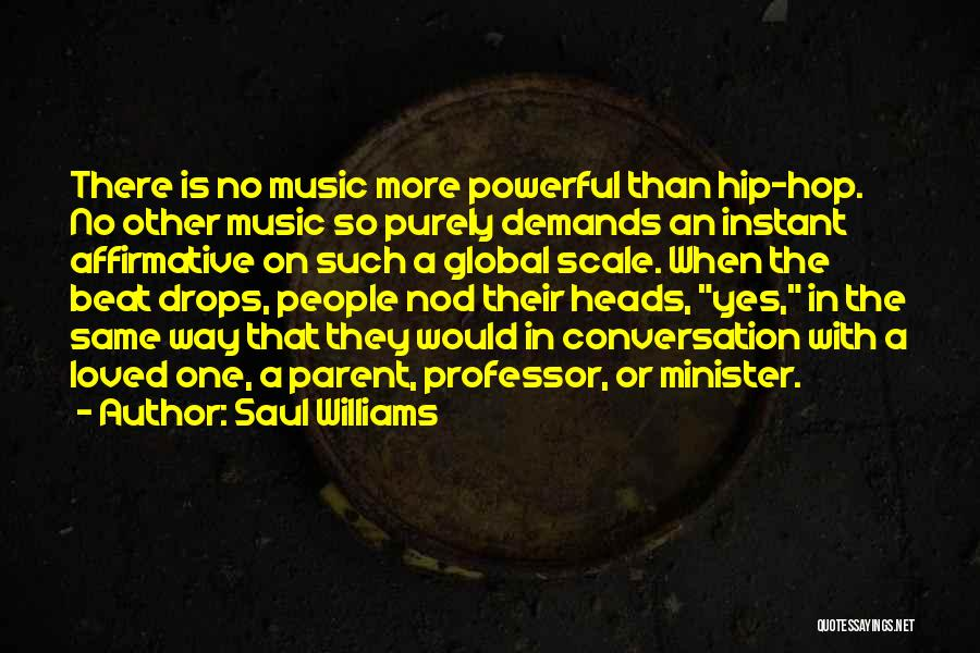 Yes Or No Quotes By Saul Williams