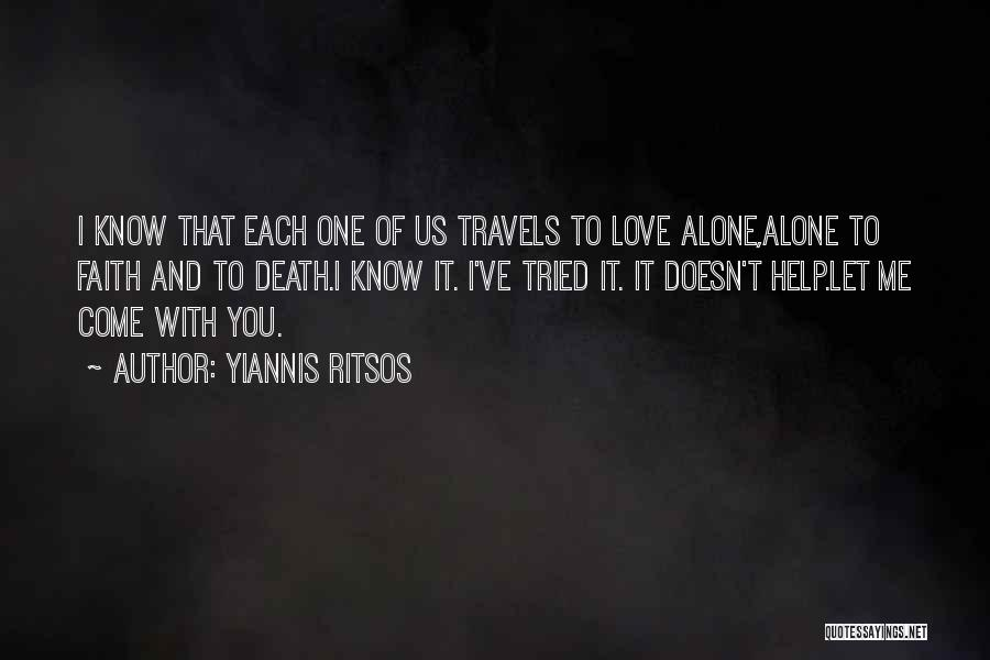 Yiannis Ritsos Quotes 172020