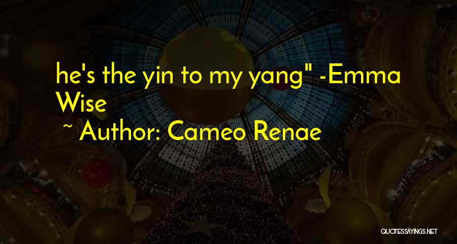 Top 60 Yin To My Yang Quotes & Sayings