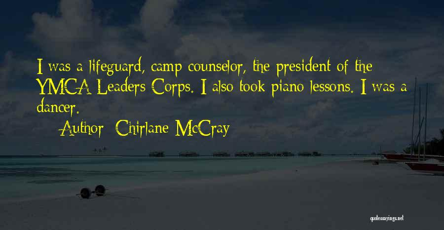 Ymca Camp Quotes By Chirlane McCray