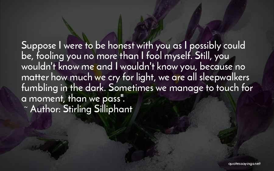 Yoga Barre Quotes By Stirling Silliphant