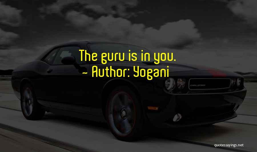 Yogani Quotes 885166
