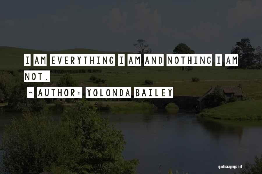 Yolonda Bailey Quotes 2141013