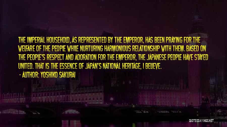 Yoshiko Sakurai Quotes 2182496