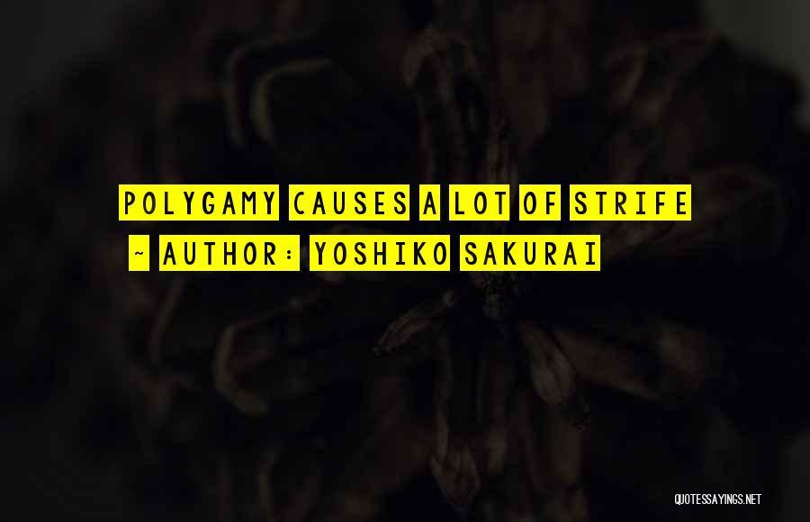Yoshiko Sakurai Quotes 2261376