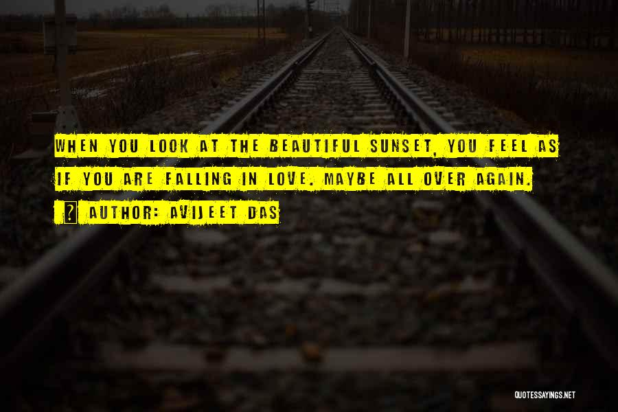 You All Are Beautiful Quotes By Avijeet Das