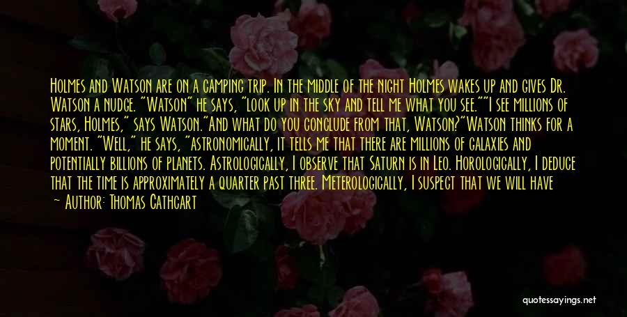 You All Are Beautiful Quotes By Thomas Cathcart
