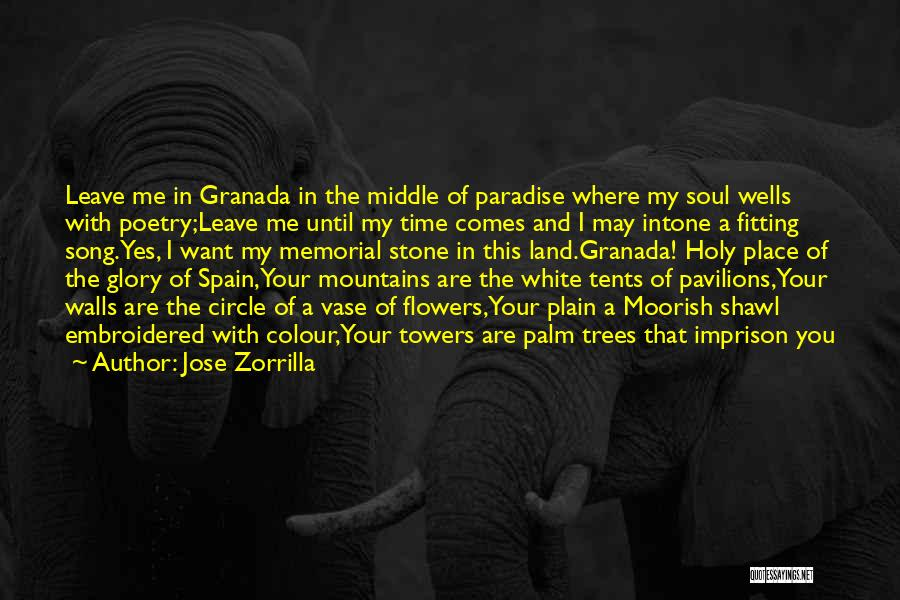 You Are A Circle Quotes By Jose Zorrilla