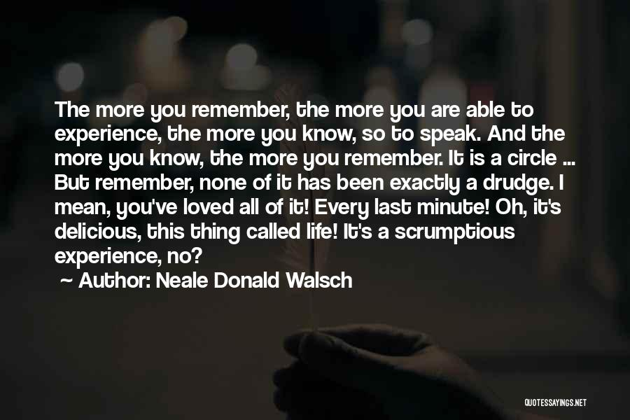 You Are A Circle Quotes By Neale Donald Walsch