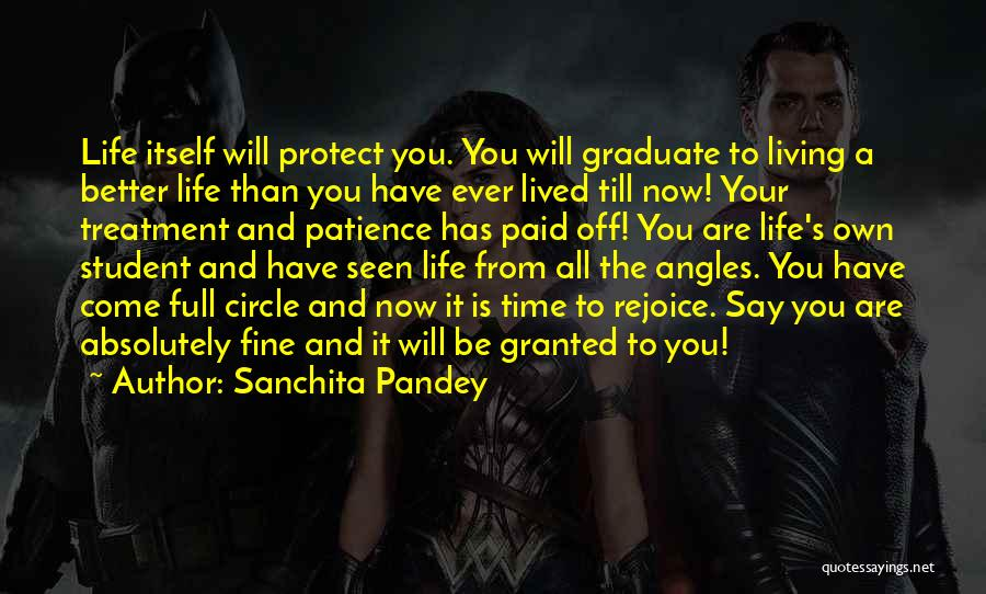 You Are A Circle Quotes By Sanchita Pandey