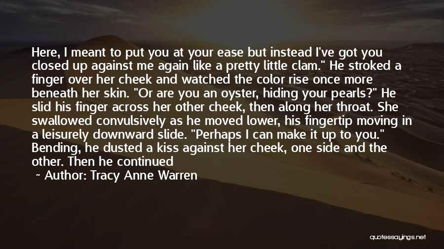 You Are A Circle Quotes By Tracy Anne Warren