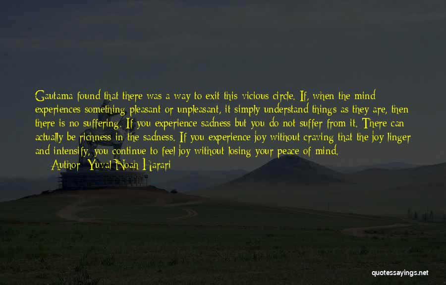 You Are A Circle Quotes By Yuval Noah Harari