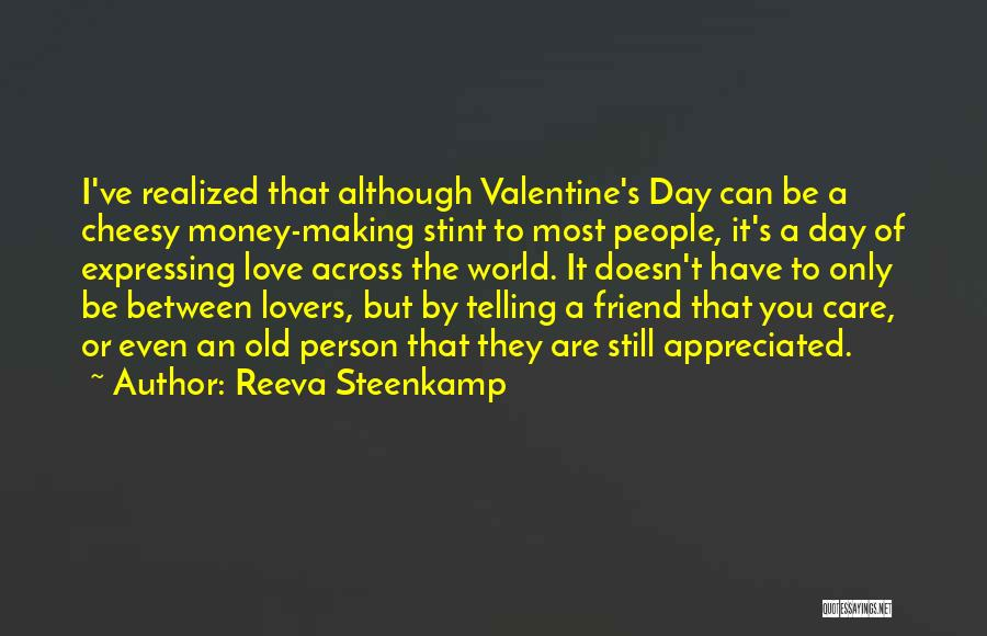 You Are Appreciated Quotes By Reeva Steenkamp
