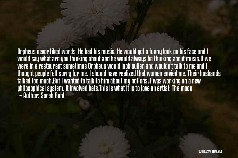 You Are Beautiful Inside Quotes By Sarah Ruhl