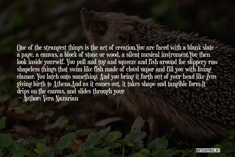 You Are Beautiful Inside Quotes By Vera Nazarian
