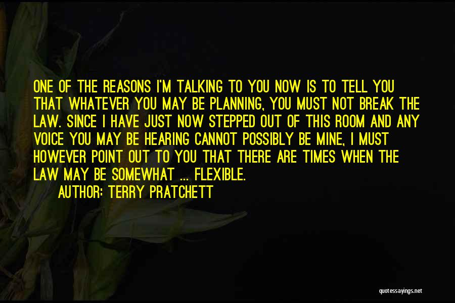 You Are Just Mine Quotes By Terry Pratchett