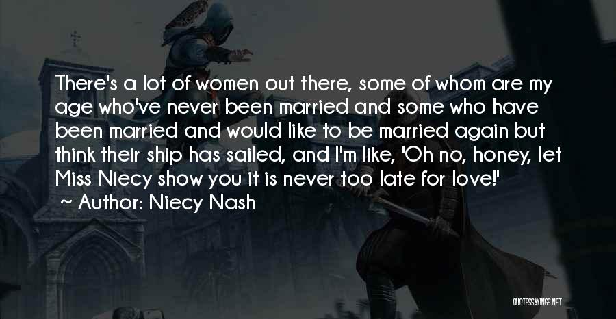You Are My Honey Quotes By Niecy Nash