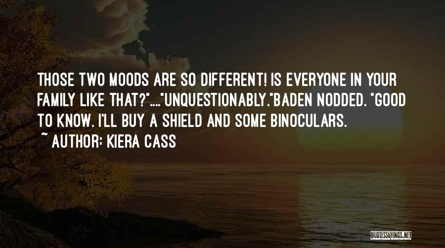 You Are My Shield Quotes By Kiera Cass