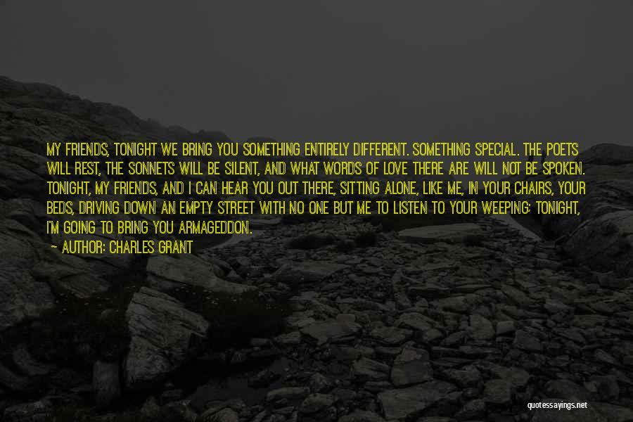 You Are Something Special Quotes By Charles Grant