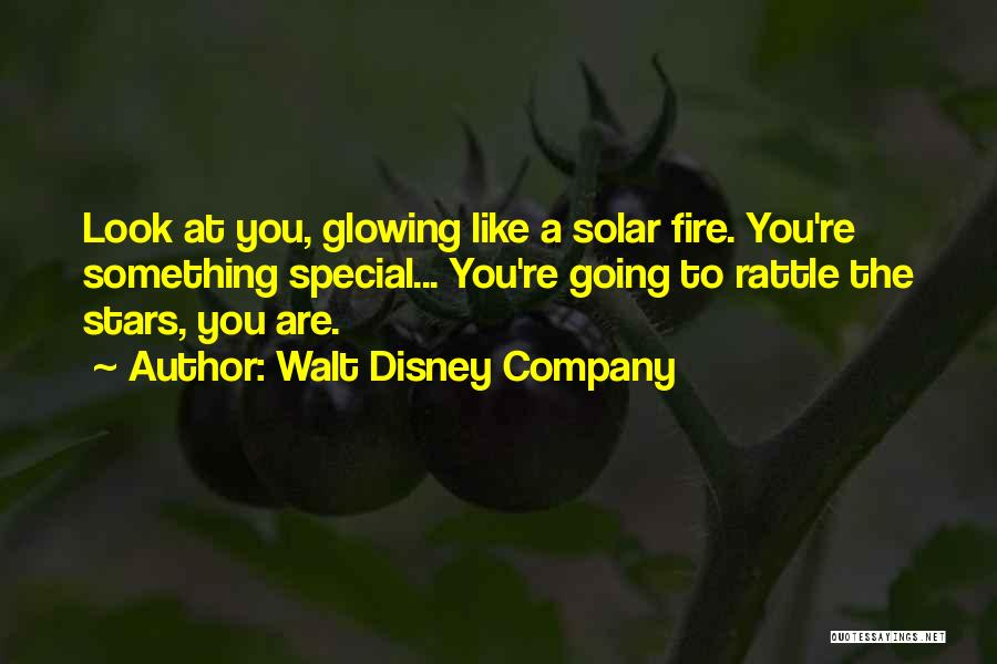 You Are Something Special Quotes By Walt Disney Company