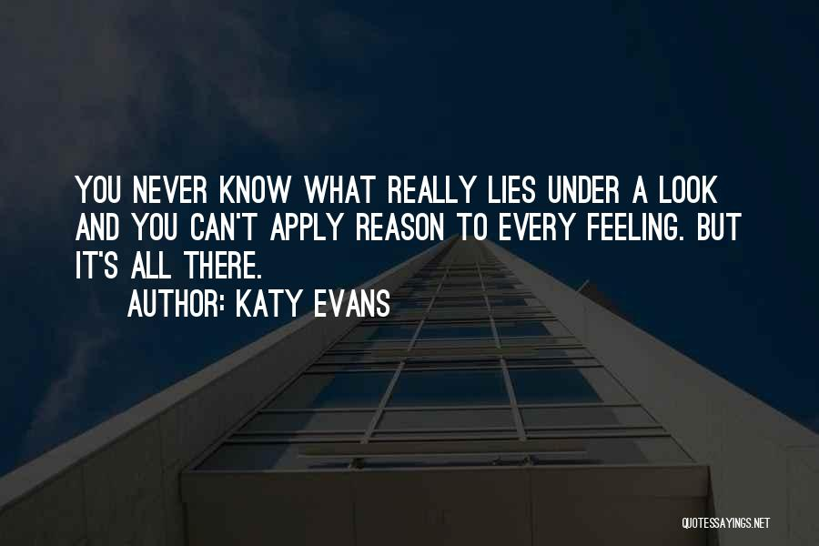 You Can Reason Quotes By Katy Evans