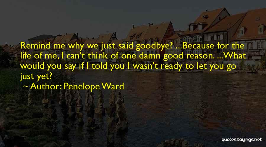 You Can Reason Quotes By Penelope Ward