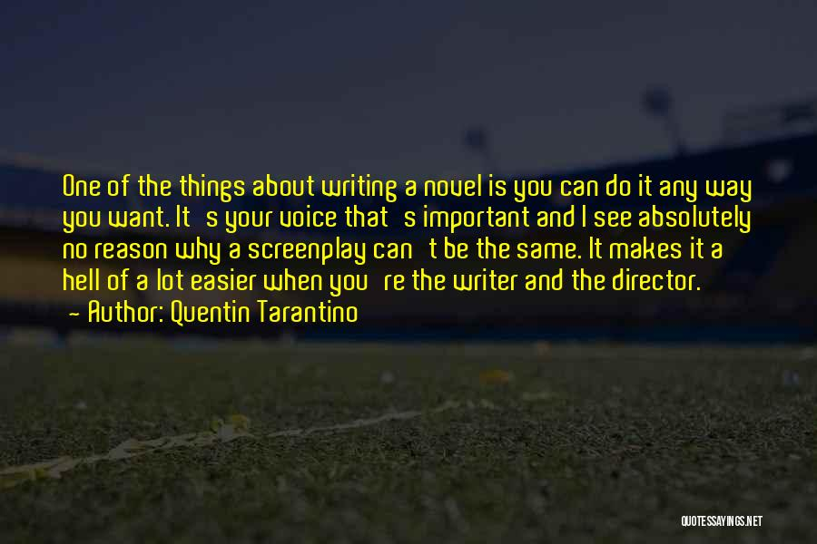You Can Reason Quotes By Quentin Tarantino