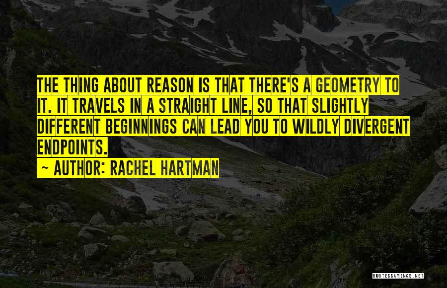 You Can Reason Quotes By Rachel Hartman